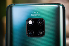 The Mate 20 Pro. (Source: CNET)