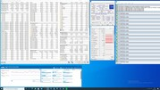 Stress test with Prime95 - Core i9-11900K