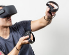 The Oculus Touch 2. (Source: Telenews)