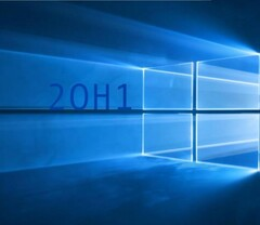 Windows 20H1, not 19H2, is being tested now. (Source: Microsoft)