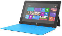 The Surface RT. (Image: Microsoft)