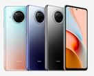 The Redmi Note 9 Pro 5G features a 120 Hz display and a Snapdragon 750G chipset. (Image source: Xiaomi)