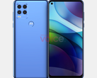 This could be the Motorola Denver, which may be a European Moto G Stylus (2021). (Image source: OnLeaks)
