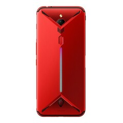 A red Red Magic 3. (Source: Giztop)