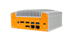 OnLogic Fanless Quad-Core ML100G-40 (Source: AMD)