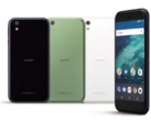 The Sharp X1 is an Android One device with a huge battery