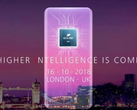 Watch Huawei unveil the Mate 20 Pro via livestream here (Source: Huawei)