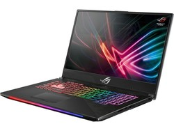 In review: Asus Republic of Gamers GL704GM-DH74. Test model provided by Asus US