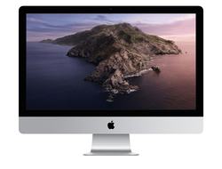 In review: Apple iMac 27 Mid 2020. Test model courtesy of Apple Germany.