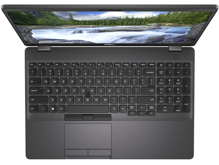 Dell Latitude 5500 - Input devices