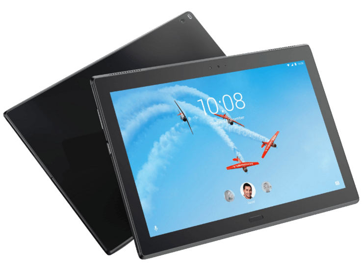 best service 1bec5 5ff33 Lenovo Tab 4 10 Plus Tablet Review - NotebookCheck.net Reviews