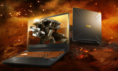 The new ASUS TUF Gaming series with Ryzen 3000. (Source: ASUS)