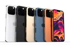 Apple may finally release iPhones with high-refresh-rate displays this year. (Image source: EverythingApplePro)