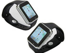 The TTGO T-Watch V2 has a GPS module and a microSD card reader. (Image source: Lilygo)