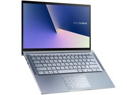 In review: Asus ZenBook 14 UM431DA. Test device provided by: