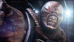 Resident Evil 3: Nemesis is getting a PS4 remake this April. (Image via Capcom)