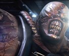 Resident Evil 3: Nemesis is getting a PS4 remake this April. (Image via Capcom)