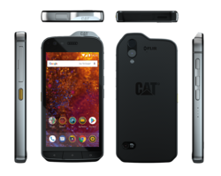 CAT S62 Pro rugged smartphone