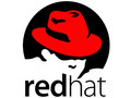 Red Hat Logo, featuring Shadow Man (aka, the man in the red hat). (Source: The Inquirer)