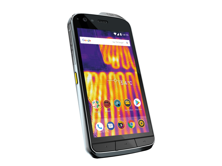 Cat S61 Smartphone Review Notebookchecknet Reviews