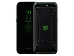 In review: The Xiaomi Black Shark gaming phone. Review unit courtesy of Trading Shenzhen Shop.