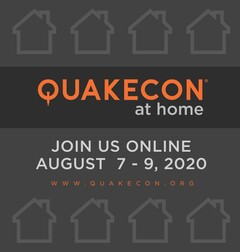 QuakeCon 2020 will be held on August 7 this year