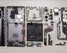 The Huawei Mate 40 RS post-teardown. (Source: Bilibili via SeekDevice)