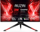 Auzai launches super-cheap 27-inch 2K monitor with 165 Hz refresh rate, G-Sync, and 1 ms response times for $249 USD after coupon (Source: Amazon)