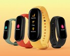 Xiaomi Mi Band 5: Gearbest confirms NFC support and US$42.99 price for global version. (Image source: Xiaomi via Gearbest)