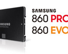Samsung 860 Evo and Samsung 860 Pro SSD (SATA) Review