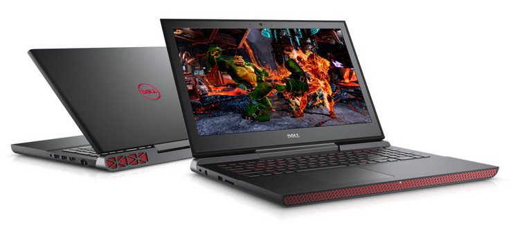 The new gaming series of the Inspiron 15.