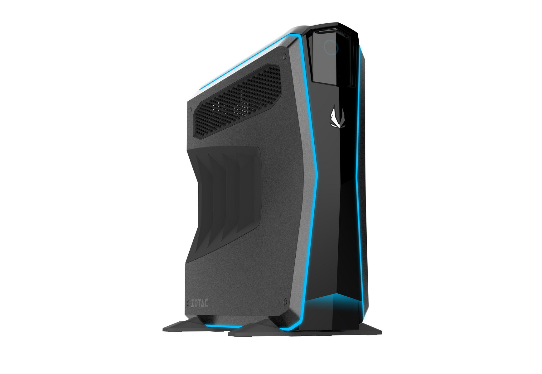 Zotac launches gaming MEK1 mini PC with GTX 1070 Ti graphics
