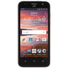 ZTE Overture 2 cheap Android smartphone (Source: Cricket Wireless)