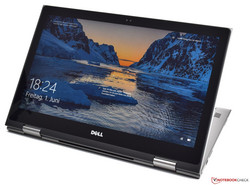Dell Inspiron 15 5579. Review unit courtesy of Dell Germany.