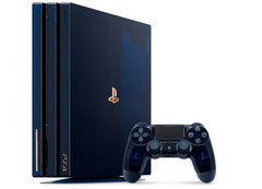 There will only be 50,000 LE PS4 Pro models on sale, so fans will have to be quick about the orders. (Source: Sony)