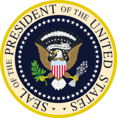With Trump's signature, TRACED is now US law (Image source: Wikipedia)