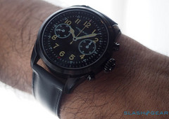 Montblanc Summit 2 smartwatch with Qualcomm Snapdragon Wear 3100 SoC