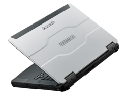 In review: Panasonic Toughbook 55 MK1. Test model provided by Panasonic