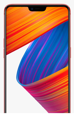 The Oppo R15 and R15 Pro are official and incorporate a notched display. (Source: Oppo)