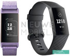 Fitbit Charge 3 smart wearable (Source: Nieuwe Mobiel)