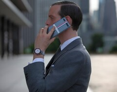 Thom Browne limited edition Samsung Galaxy Z Flip (Source: Samsung Global Newsroom)