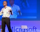 "Microsoft CEO Satya Nadella has been criticized for once suggesting female employees rely on ""karma"" for a pay rise. (Source: Inc.)"
