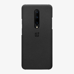 The OnePlus 7 Pro Sandstone cover