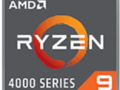 The Ryzen 9 4900H was beaten by the Ryzen 7 4800HS in leaked 3DMark Time Spy benches (Image source: AMD)