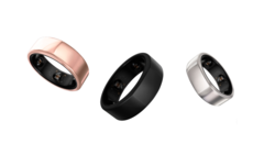 Fitbit seemingly has an Oura-style smart ring in development. (Image source: Oura)