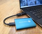 All-aluminum HP P500 external SSD offers up to 460 MB/s read rates with 3-year warranty as standard
