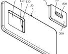 OPPO patent showing modular camera (Source: OPPO/WIPO)