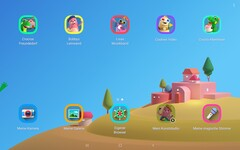 Kids Home – Default home screen