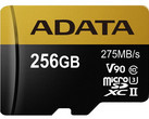 Adata launches 256 GB Premier One UHS-II U3 Class 10 SDXC card