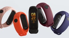 The Mi Band 5 will probably be another cheap Xiaomi wearable. (Image source: Xiaomi)